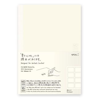 MD 10周年 四格【茉莉文具】MIDORI MD Notebook A5 4格 Storyboard