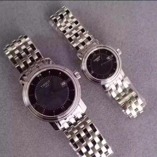 Tissot天梭 全新 情侶錶