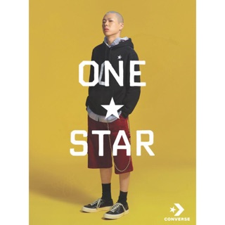 CONVERSE ONE STAR LEATHER x HYUKOH吳赫