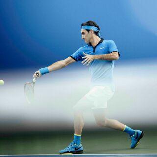 Nike Federer Premier Polo 費德勒 球衣