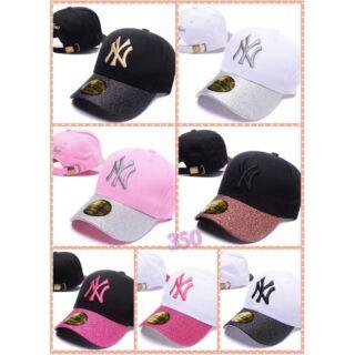 亮粉造型流行帽