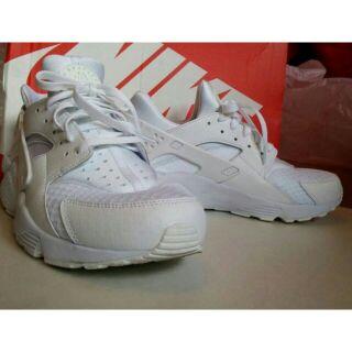 Nike air huarache 武士鞋 白武士 二手公司貨 男 US11