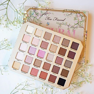 預購 Too Faced Natural Love Eyeshadow Collection 30色眼影盤