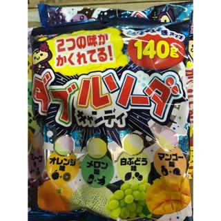 日本卡巴  水果汽水糖