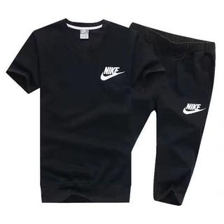 (2套1800)耐吉套裝 Nike運動套裝 男士套裝 短袖套裝 男女休閒運動服 男裝 休閒套裝 男套裝 運動服 純棉套裝