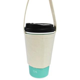 %23現貨  飲料環保提袋 diy環保提袋 飲料環保袋 簡約環保提袋 帆布 飲料杯套