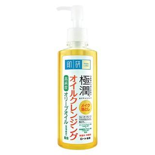 日本製肌研極潤保濕卸妝油200ml