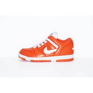 2017 F/W Supreme x Nike Af2 Low 橘色