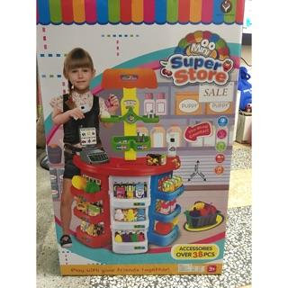 超市玩具組