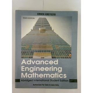Advanced Engineering Mathematics,10th,Kreyszig,9781118165096