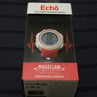 麥哲倫Echo Magellan藍芽運動錶