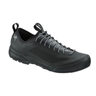 ARC'TERYX 始祖鳥 ACRUX SL登山健行鞋 UK 9號  黑/石灰