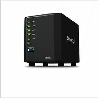 【全新公司貨】Synology 群暉科技 DS416slim 4Bay NAS 網路儲存伺服器 原廠保固兩年