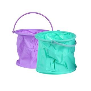 優質塑膠折疊洗筆桶