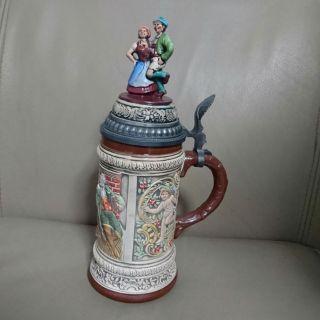 德國陶瓷啤酒杯GERZ瓷器