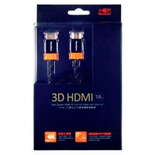 (群加 PowerSync) HDMI 尊絕版傳輸線 1.8公尺