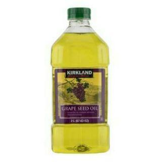 愛的小舖-kirkland signature 科克蘭葡萄籽油2公升