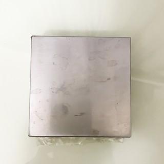 鐵砧 金工鐵鉆 鍛造鉆 方形鐵鉆 珠寶 金工 港製四角鉆 10cm