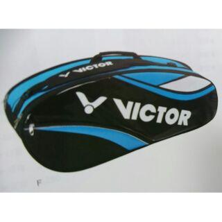 勝利 Victor 單肩雙層附置鞋區 12支裝 BR-6202 羽拍袋大拍袋 12支裝
