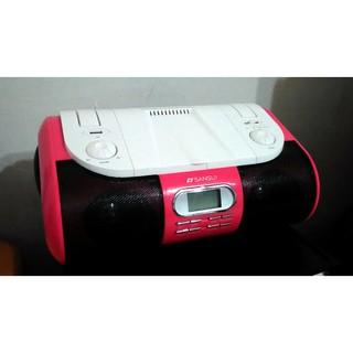 【極優】山水音響 SUNSUI  SBCM-238 手提音響 CD 播放器 / MP3 / USB / 電台 均有支援