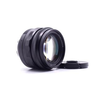 【台中青蘋果3C】Voigtlander Nokton 50mm f1.1 二手 鏡頭 %2321219