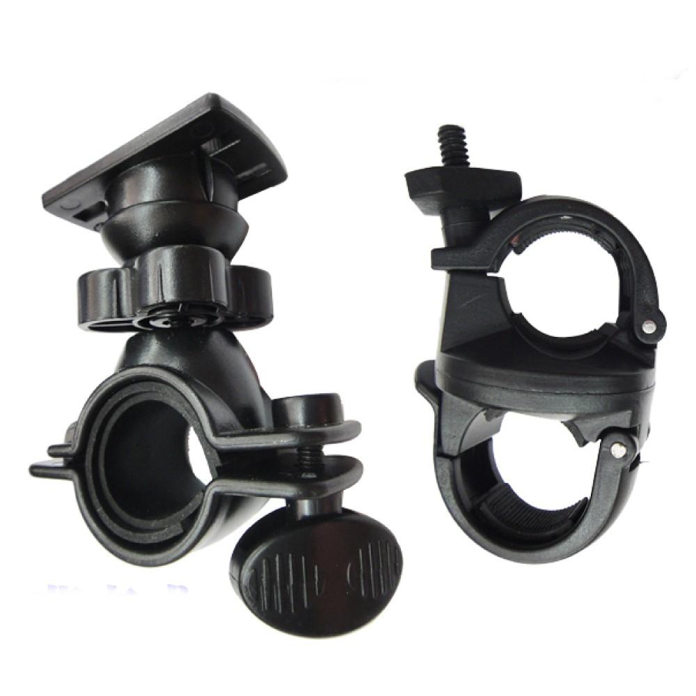 【勝利者】 自行車/機車專用支架 功學設計可360度迴轉 操作方便 相機 行車紀錄器均可使用