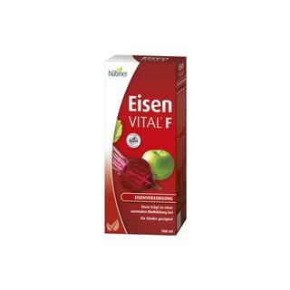 德國購  德國代購『Hübner Hubner』德國原裝 3瓶900/瓶 甜菜根大補鐵 Eisen 500ml