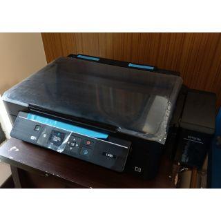 Epson L485 印表機 送原廠墨水一組
