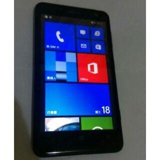 有OfficeNOKIA支援4G LTE Lumia 625曲面設計Windows Phone 8…螢幕有貼膜
