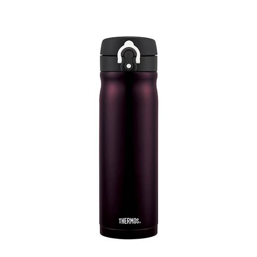 THERMOS 膳魔師 不鏽鋼真空保溫瓶0.5L JMY-503-PDL (深紫色)