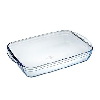 【現貨】法國 O Cuisine (大款) 耐熱玻璃長方型烤盤 39x24cm