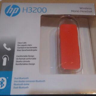 HP H3200 耳掛式無線藍芽3.0耳機 橘色