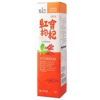 長庚團隊紅寶枸杞原液美顏台塑生醫紅寶枸杞液食品250ml