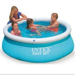 Intex6呎簡易型充氣泳池%23107927~好市多代購