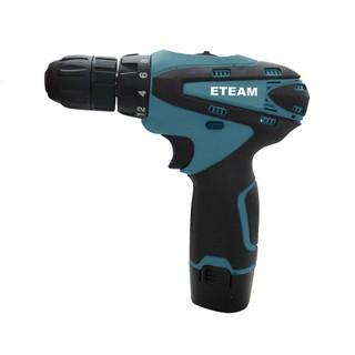 【媲美牧田Makita 不下得偉Dewalt】ETEAM ET330D 充電式起子電鑽機 Cordless Drill