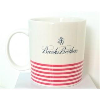 全新 遠百來店禮 Brooks Brothers 布克兄弟 大容量/口徑 馬克杯/咖啡杯/泡麵