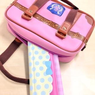 「咩瑞日本」偶像學園 偶像活動 偶活朋友 aikatsu friends 友希愛音 星和學園 手提包 側背包 放卡冊
