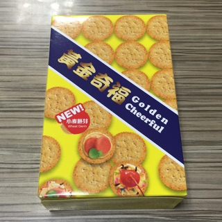 黃金奇福胚芽餅 140g 市價69元