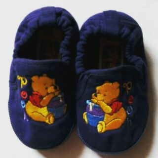 小熊維尼學步鞋【13.5碼】