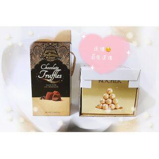 Costco好市多代購 松露巧克力禮盒1kg 巧克力 禮盒/金莎巧克力