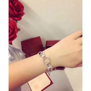卡地亞手環  Cartier卡地亞女生氣手鐲   時尚  大方