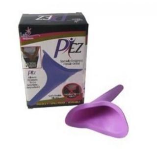 專利產品 PiEZ 女士小便器 野外小便器 女性站立式小便器 33元