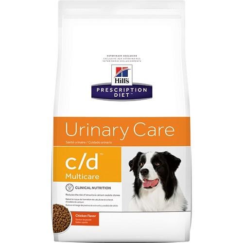 [旭傑] 希爾思 犬用 狗 cd c/d 27.5磅 Multicare 泌尿道護理 希爾斯 處方飼料