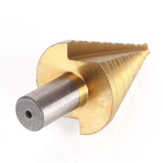 階梯鑽5-35mm鍍鈦