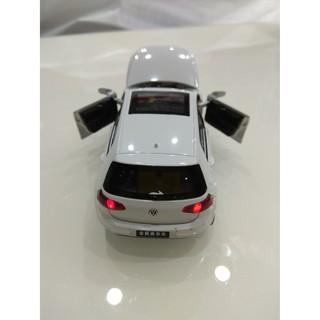 福斯 GOLF MK7 TSI 1:32 金屬 迴力 模型車 合金車 聲光車 GTI R