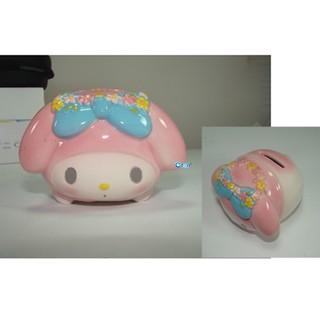 美樂蒂造型儲金箱/迷你存錢筒