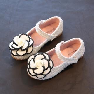 山茶花  編織公主鞋