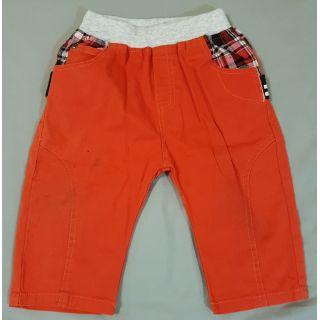 二手男童橘色長褲