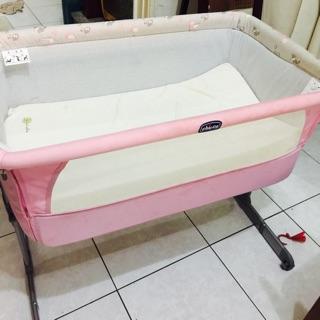 Chicco移動式嬰兒床