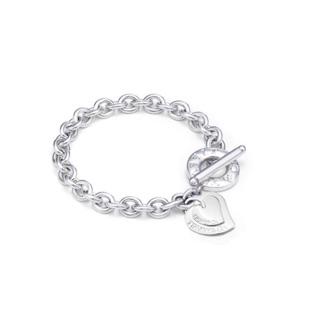 Tiffany蒂芙尼手鏈 蒂芙尼手鐲 手環 專櫃品質 配原包裝盒tf9002